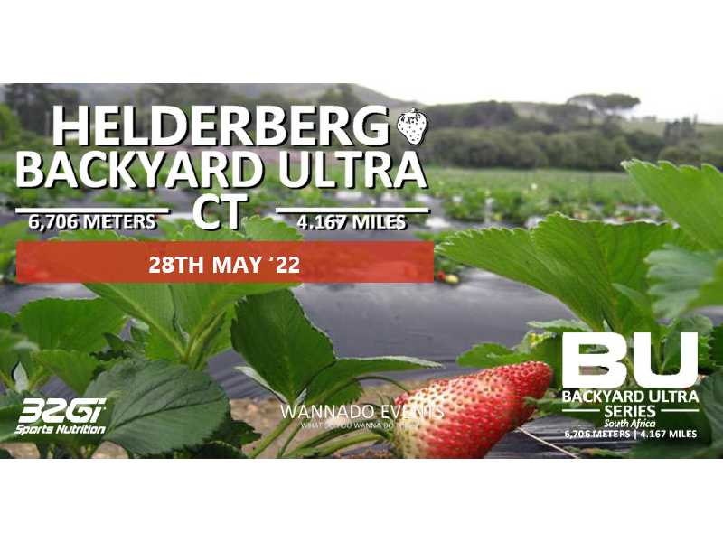 BBU 'Big Backyard Ultra' Series Race #2