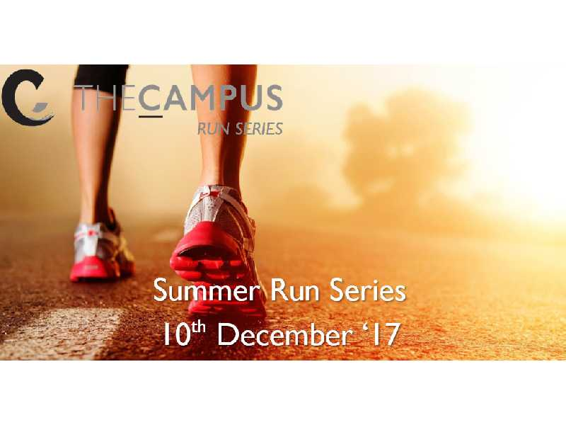 The Campus Run Series - Summer Run