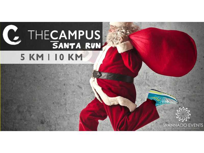 The Campus Santa Run