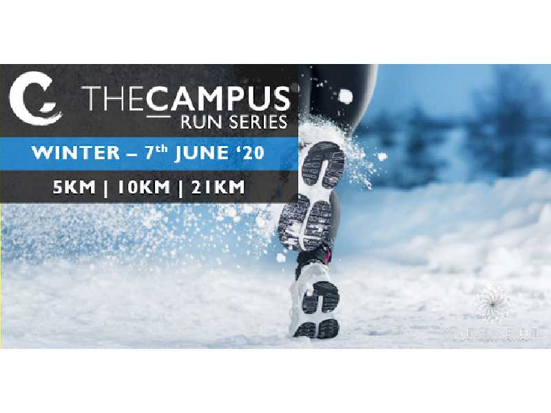The Campus Run Series - Winter Run