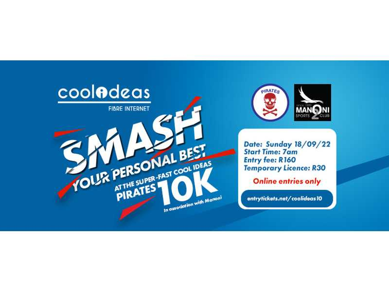 Coolideas 10km & 5km Fun Run