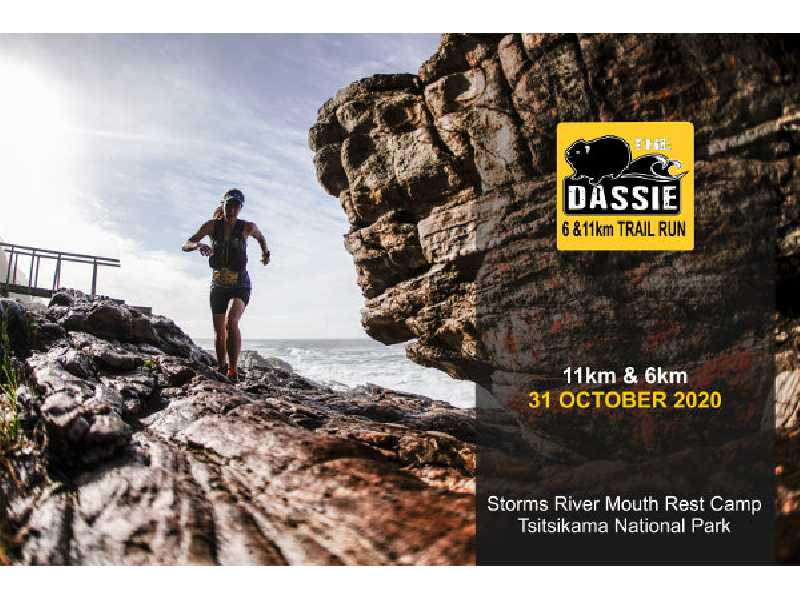 The Dassie 11km or 6km Trail Run 2020