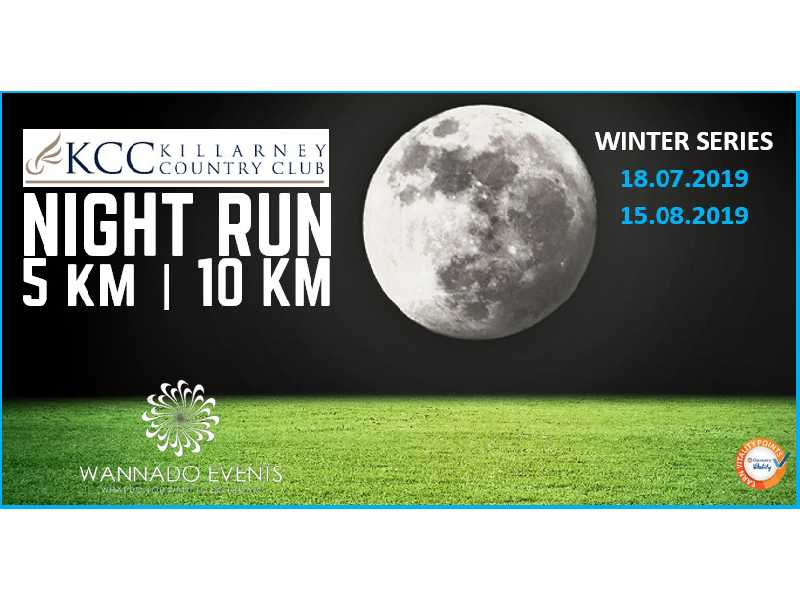 Killarney Night Run - Winter Series
