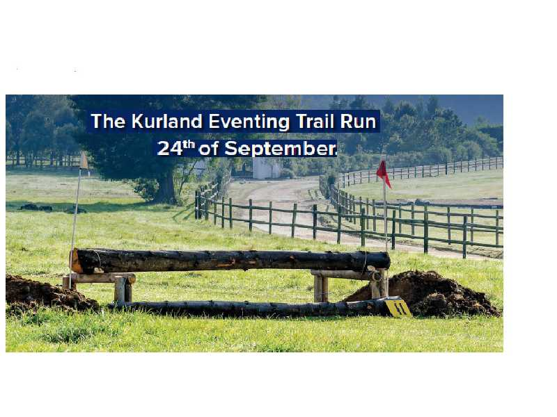 The Kurland Eventing Trail Run 2017