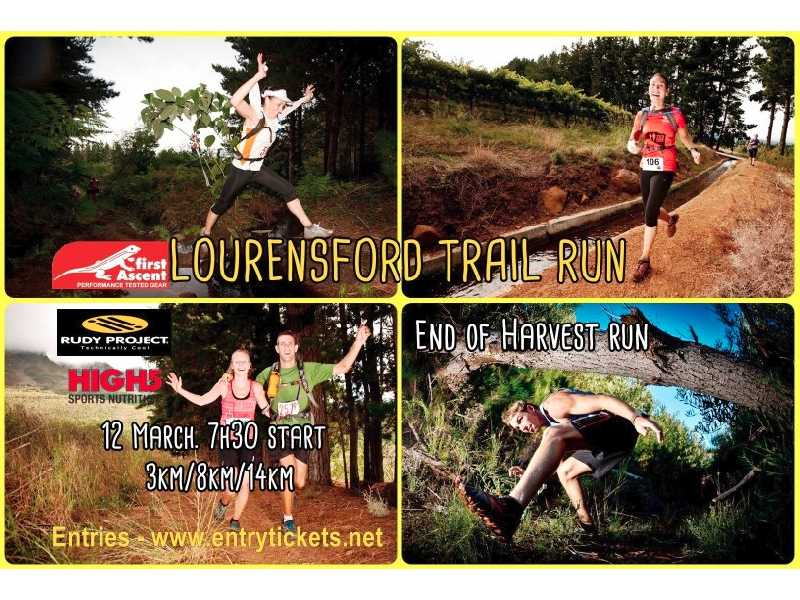 The Lourensford Trail Run