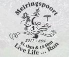 MEIRINGSPOORT 21.1km & 12.5km Charity Entry
