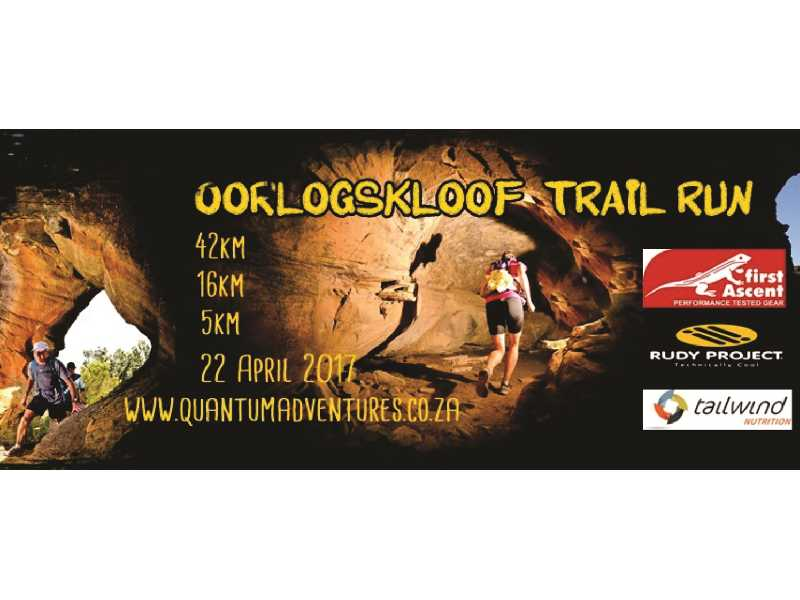 Oorlogskloof Trail Run