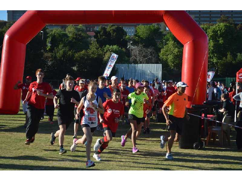 Parktown Boys' High School Heritage Fun Run