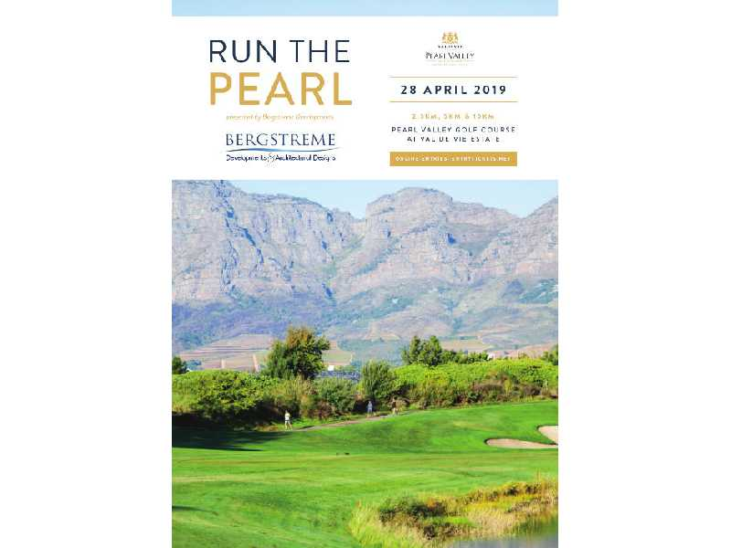 Run the Pearl presented by Bergstreme