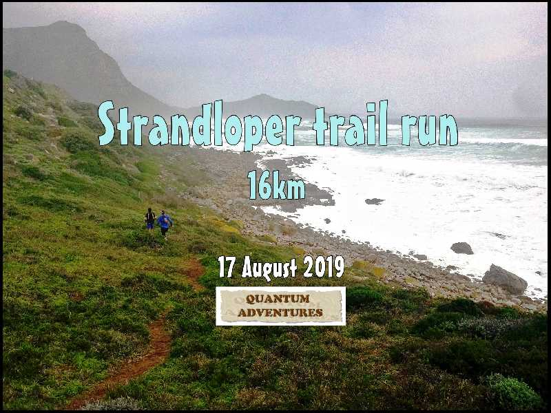 Strandloper Trail Run 2019
