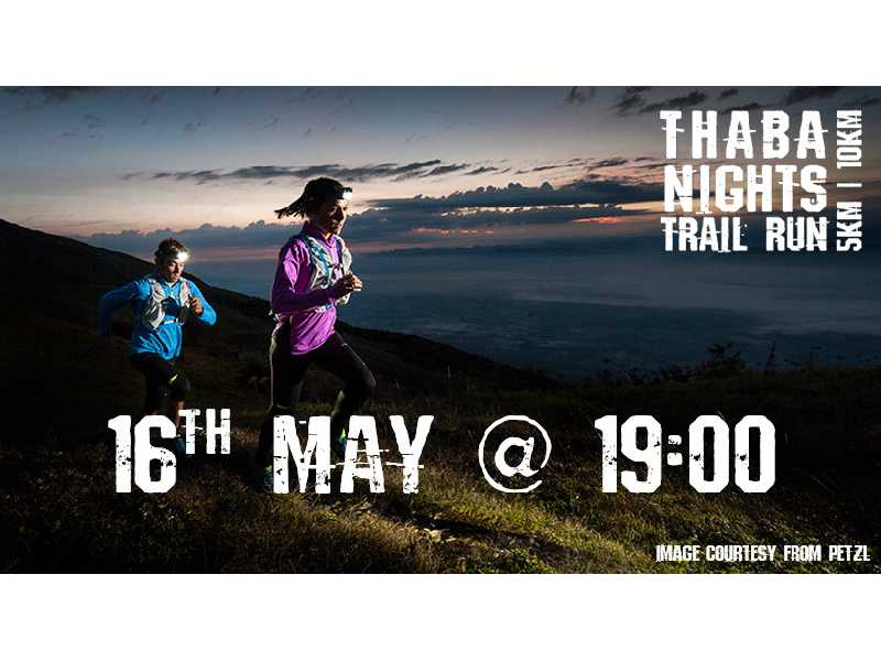 Thaba Nights Trail Run #3